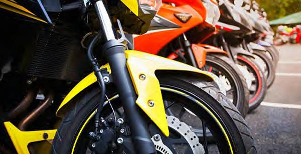 Motorräder - Unsere Einspurer