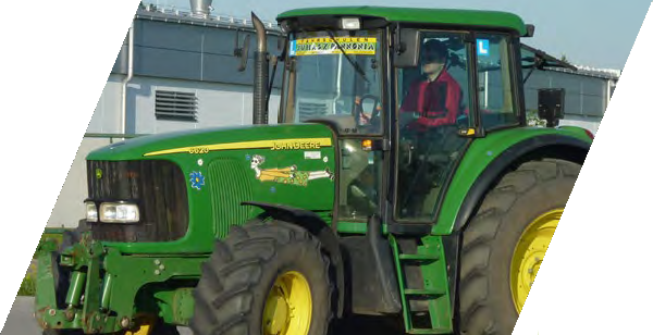 Traktor - Zugmaschine John Deere